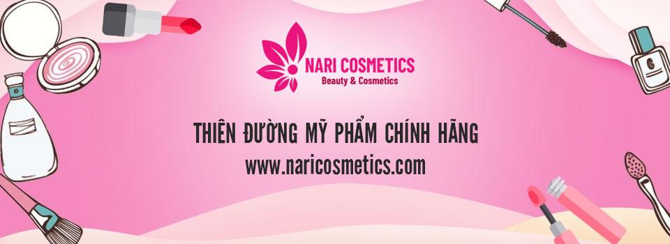 Nari Cosmetics - Thiên đường mỹ phẩm chính hãng