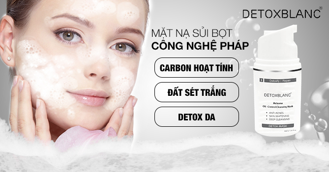 Mua detox blanc chính hãng tại NARI COSMETICS
