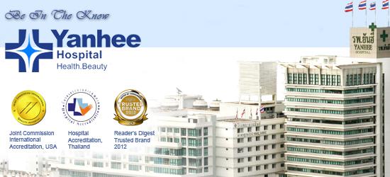 bệnh viện quốc tế Yan-hi tại Bangkok, Thái Lan