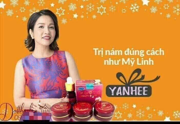 Kem Trị Nám Yanhee