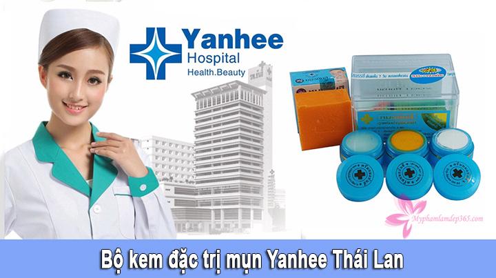 Sản phẩm của Bệnh Viện Yanhee Thái Lan