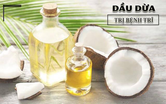 Cách trị rạn da sau sinh bằng dầu dừa