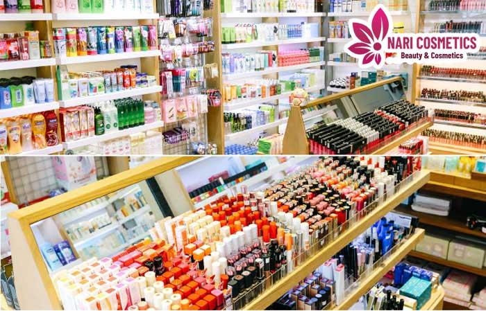 Nari Cosmetics luôn có giá tốt nhất, đa dạng mặt hàng, chính sách sỉ dễ dàng