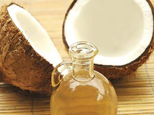 Sử dụng dầu dừa mang lại hiêu quả