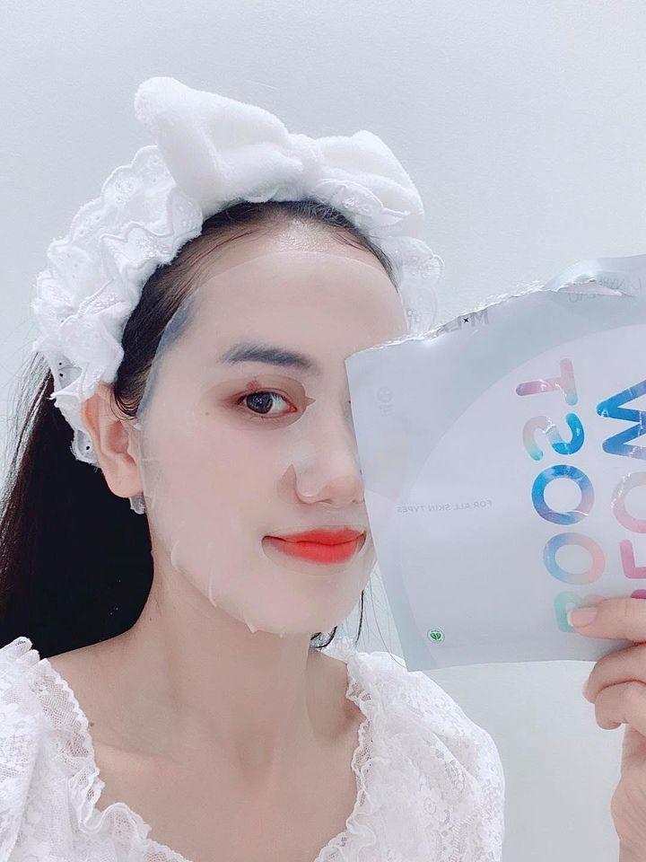 Sản phẩm mặt nạ M-Lab mang đến nhiều công dụng cho làn da
