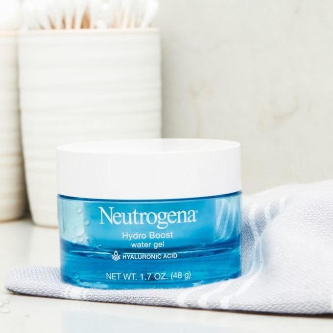 Sản phẩm kem dưỡng ẩm Neutrogena Hydro Boost Water Gel