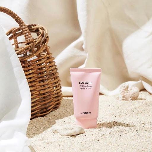Kem chống nắng The Saem mang đầy đủ các thành phần chống nắng và bảo vệ da tốt nhất