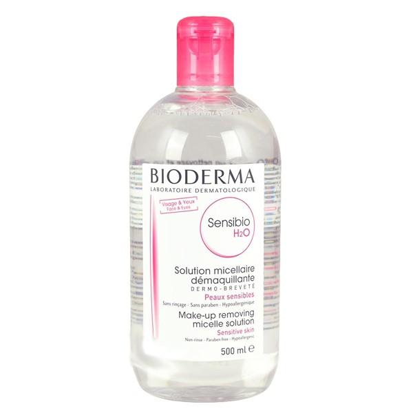 Sản phẩm tẩy trang Bioderma Sensibio H2O