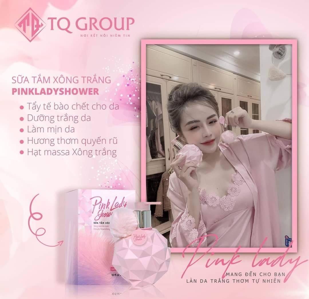 Công Dụng Của Sữa Tắm Pink Lady
