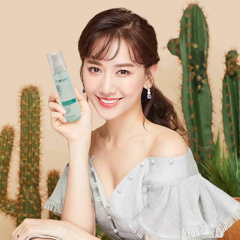 Hari won là đại sứ thương hiệu của sản phẩm