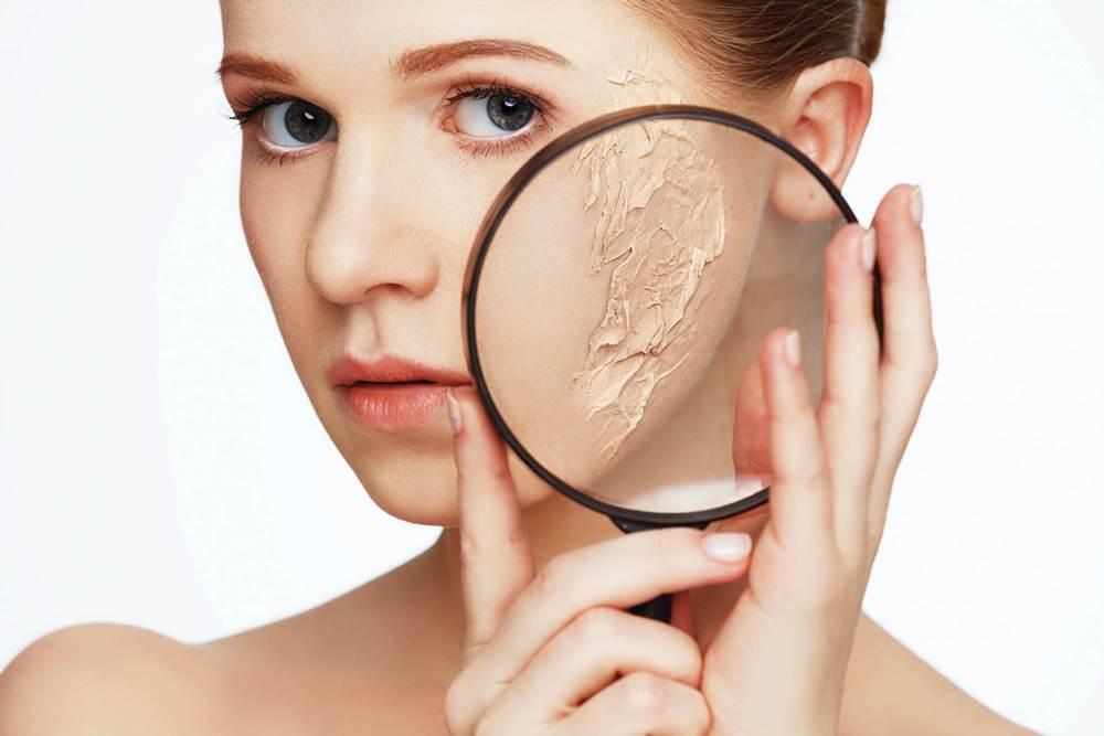 Những là da khô nên sử dụng sản phẩm để được cấp ẩm kiệp thời