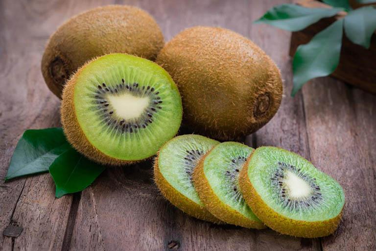Tinh chất Kiwi cũng là thành phần có trong sản phẩm