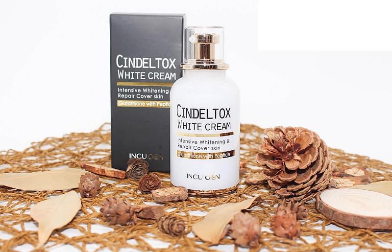Kem Truyền Trắng Cindel Tox được sản xuất bởi công ty SY Medipharm