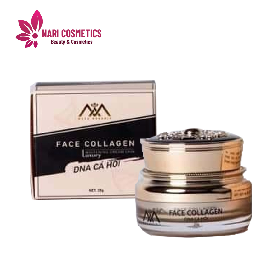 Kem Face Collagen DNA Cá Hồi
