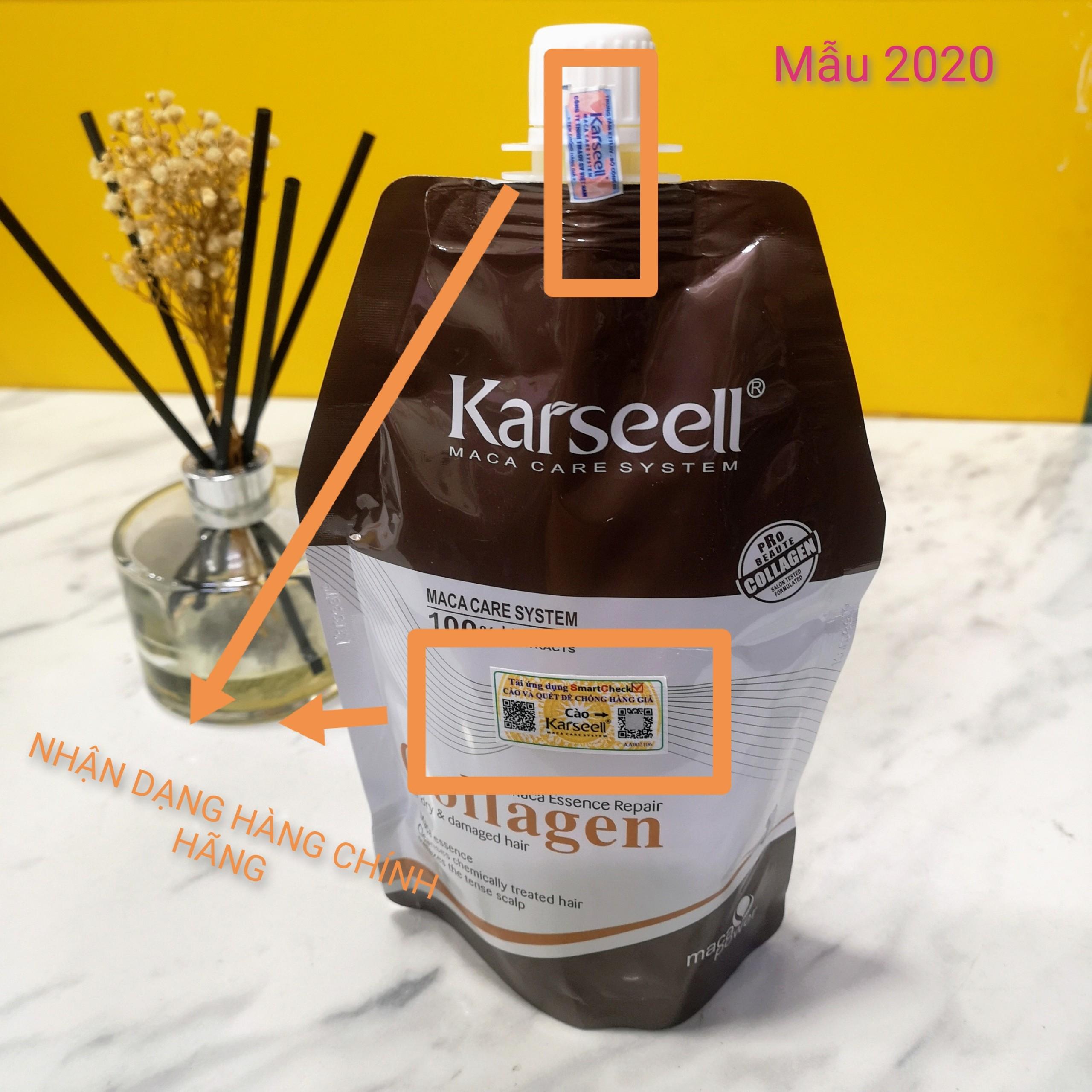 Ủ Tóc Karseell Collagen