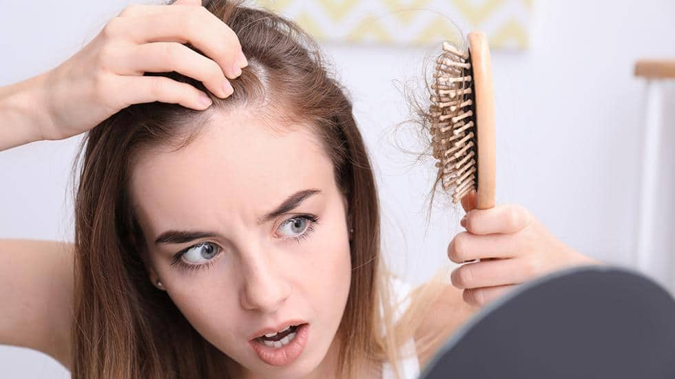 Người bị rụng tóc nhiều nên thử sử dụng sản phẩm