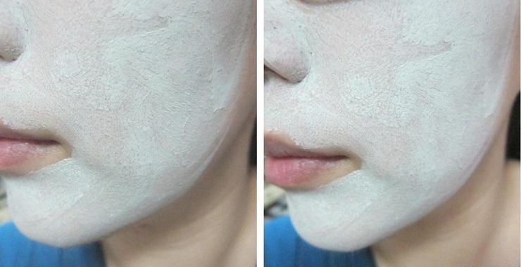 Có thể sử dụng thành mặt nạ để dưỡng da