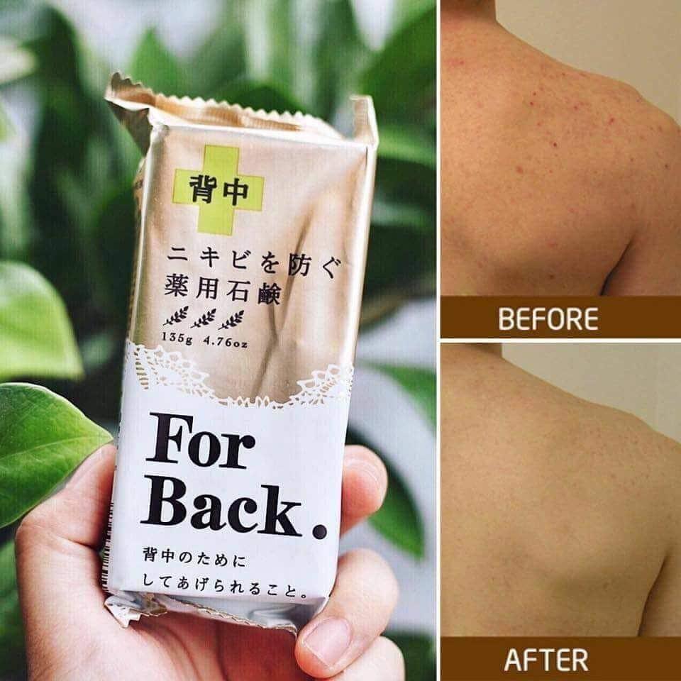 Sau vài lần sử dụng lưng sẽ dần dần được cải thiện