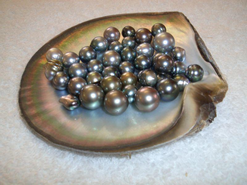 Ngọc trai là một trong những nguyên liệu chính của sản phẩm
