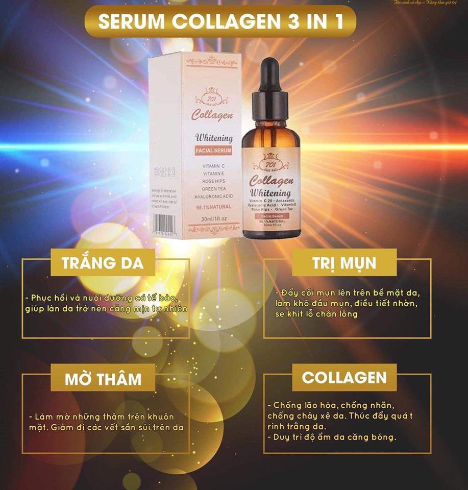 Serum Collagen 701