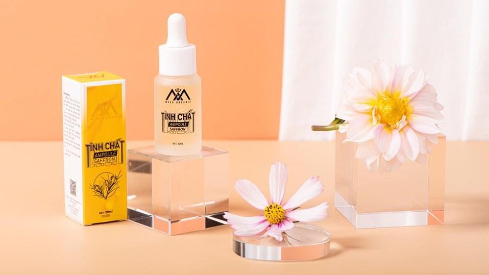 Tinh Chất Ampoule Saffron