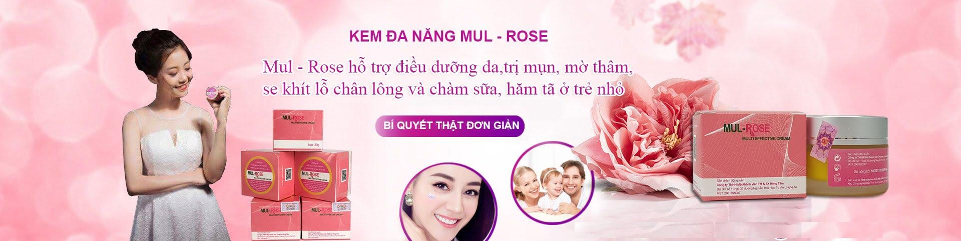 Kem Mul Rose