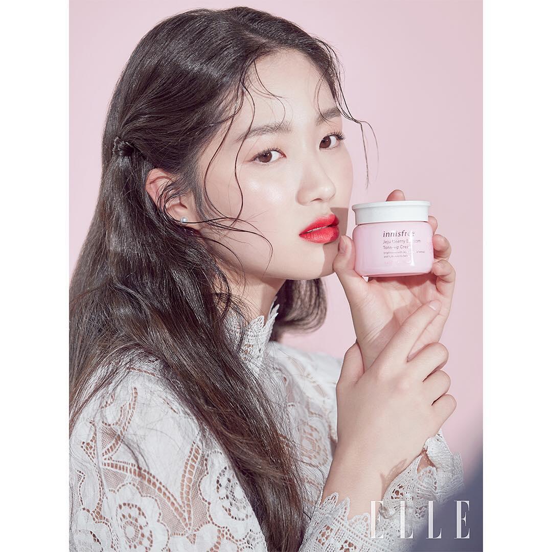 Bộ Innisfree Jeju Cherry Blossom